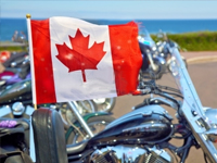 Canada Motorcycle Shipping