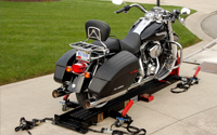 Door-To-Door Motorcycle Transportation
