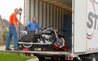 Enclosed Motorcycle Shipping