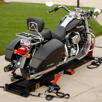 North Dakota Motorcycle Shipping